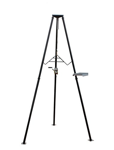 Hunting Made Easy HME-TPH Game Hoist Tri-Pod