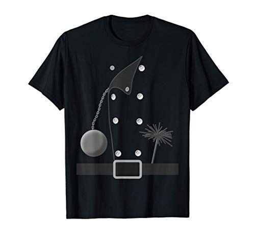 Divertida idea de disfraz de deshollinador en el carnaval Camiseta