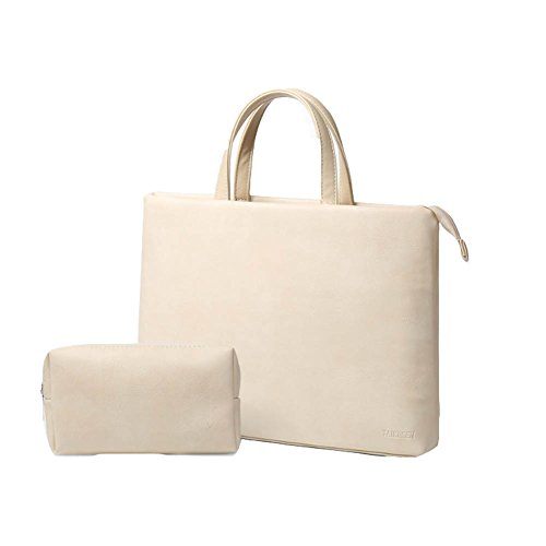 12 inch Laptop Tote Bag with Small Bags Perfect for Travel an Business Trip