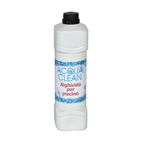 Alghicida per Piscina Anti alga liquido per piscina fuoriterra - 1 litro
