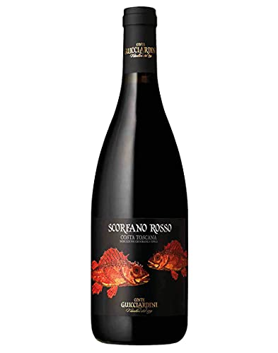 Costa Toscana IGT Scorfano Rosso Guicciardini 2020 0,75 ℓ