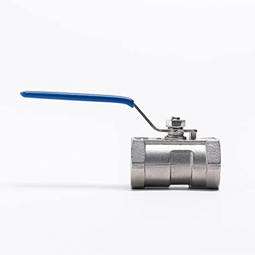 WFAANW 1pc Ball Valve Female Steel Redu Stainless SS304 Threaded Dealing full price reduction supreme