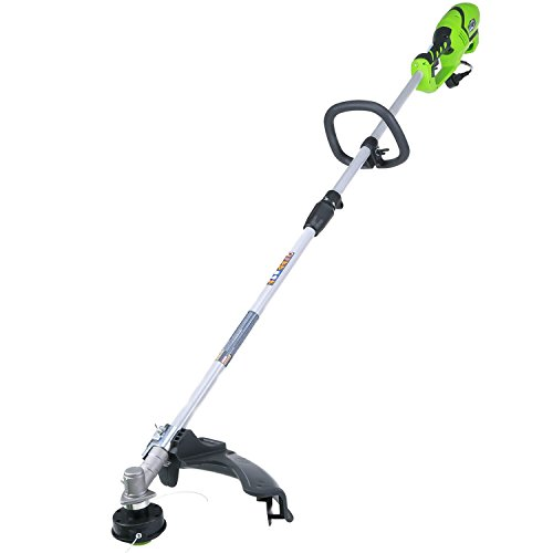 Greenworks 10 Amp 18-Inch Corded String Trimmer (Attachment Capable), 21142