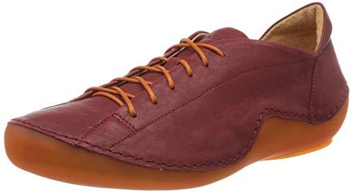 Think! Damen 686062_KAPSL Sneaker, Rot (Cherry/Kombi 74), 42 EU