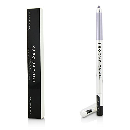 Marc Jacobs Highliner Gel Eye Crayon - 64 Luna(Tic) Metallic Pale Lavender