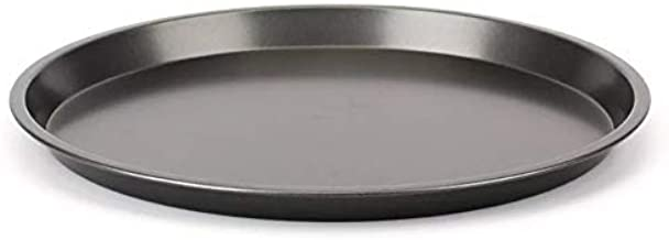 Xacton Pizza Tray | Carbon Steel Non-Stick Bakeware | Round Shape Plate | Cake Pizza Pan Baking Mould | Used in Microwave ...