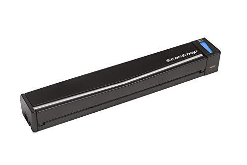 Fujitsu ScanSnap S1100 CLR 600DPI USB Mobile Scanner (PA03610-B005) (Renewed)