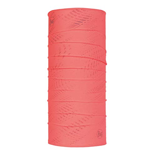 Buff Erwachsene Coolnet Uv+ Reflective Multifunktionstuch, R-Coral Pink, One Size