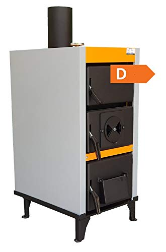 Festbrennstoffkessel CWD-ULTIMA 3,9 kW