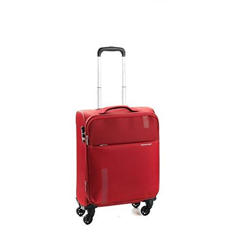 RONCATO Speed Trolley cabina morbido espandibile 4 ruote tsa Rosso