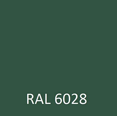 UPOL RAPTOR Pick Up Transportflächen Fahrzeug Beschichtung 948ml + 100ml Acryl Lack zum einfärben (RAL 6028 Kieferngrün)