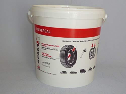 Rema Tip Top Pasta de montaje universal para neumáticos, 10 kg, 593062