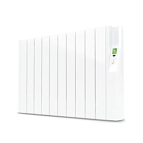 Rointe SRN1100RAD2 Radiador eléctrico bajo consumo, 1100 W, 240 V, Blanco