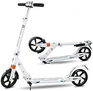 COSMOLINO Patinetes - Scooter Adulto - Scooter Infantil - Plegable - Altura Ajustable