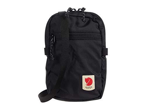 Fjällräven High Coast Pocket Tagesrucksack, schwarz (schwarz), 0.8 l