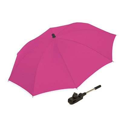 Baby Star Ombrelle Universelle Protection solaire (Fuchsia)