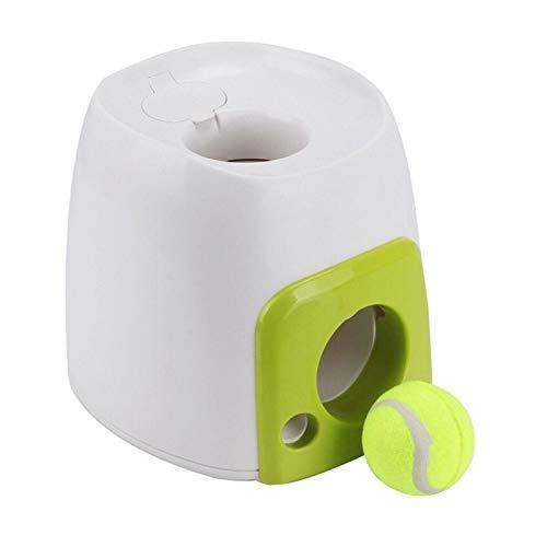 3°Amy Schnüffelteppich für Hunde Katapult for Hunde Ball Launcher Hundespielzeug Tennis Ball Launcher Jumping Ball Pitbull Spielzeug Tennis Ball Maschine Automatische Throw Pet #a