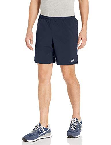 New Balance Impact Run 7 Inch Shorts, Eclipse, XL Mens
