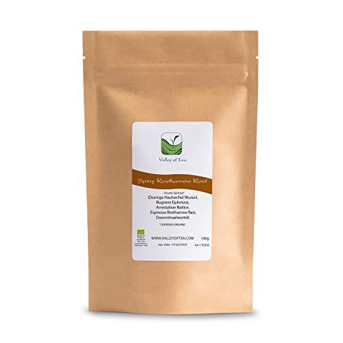 Echinacea Wurzel Tee Bio Qualitat - Organischer Tee Zur Unterstützung Der Immunität - 100g