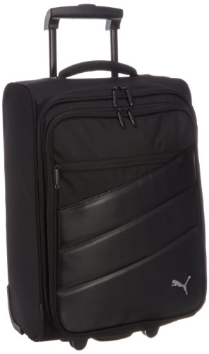 PUMA Torolley Team Trolley Bag - Equipaje, color negro, talla 36 x 51 x 18 cm