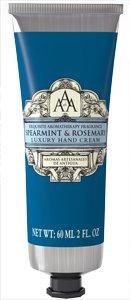 Aromas artisanales de Antigua aromathérapie Menthe verte et romarin Crème mains 60 ml