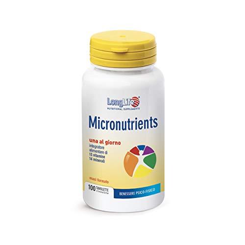 Longlife Micronutrients - 140 Gr