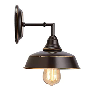 CO-Z Industrial Wall Sconce Light Fixture