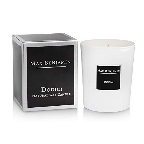 Max Benjamin Dodici Luxury Natural Candle - C12