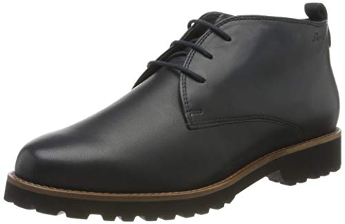 Sioux Damen Meredith-702-xl Chukka Boots, Blau (Ocean 008), 42 EU (8 UK)