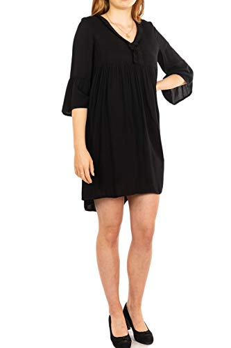 Veromoda jurk Veromoda Nelly Black