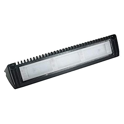 Raycharm 13 Inch 27W 2700 Lumens 6000K Flood Beam LED Light Fixture for RV & Utility Vehicles (1 Pack)