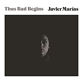 Thus Bad Begins audiobook cover art