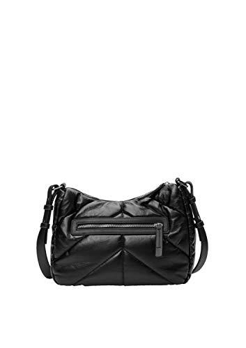 s.Oliver (Bags Damen 39.910.94.2071 Umhängetasche, Schwarz (Black), 13x21x30 cm