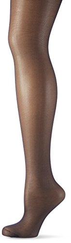 Fiore - Straps-Strumpfhose AMOUR 20 denSchwarz (Black 001), Large (Herstellergröße:4)