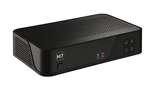 HD Austria M7 MZ101 NOW Box satellietontvanger met geïntegreerde ORF HDTV-kaart voor Oostenrijk
