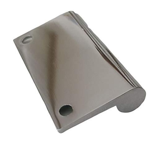 Spiegelschrankgriff Türgriff Spiegelschrank BA 32 mm Verchromt Schrankgriff *514