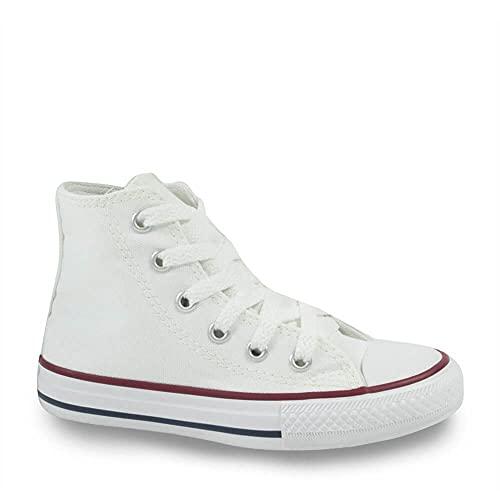 Tênis Infantil All Star Converse Hi Ck0004 Branco