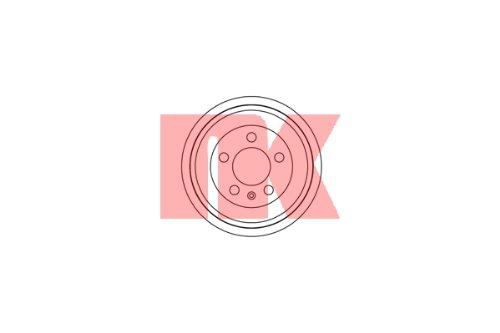 NK 254727 Bremstrommel