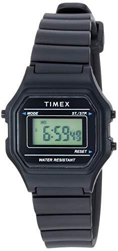 Timex Mini reloj digital clásico para mujer.