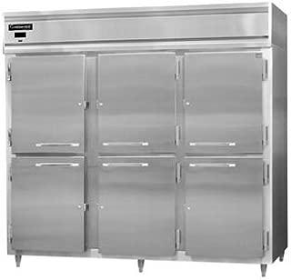 Continental Designer Fridge-Freezer Three-Section DL3RRF-SS-HD