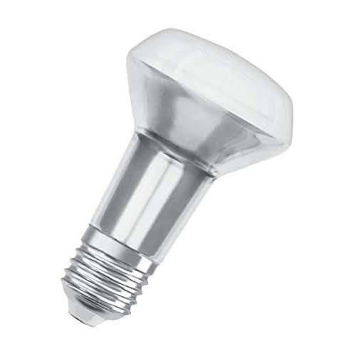 OSRAM Spot R63 Lampadine LED, 2.6 W Equivalenti 40 W, Attacco E27, Luce Calda 2700K, Confezione da 10 Pezzi