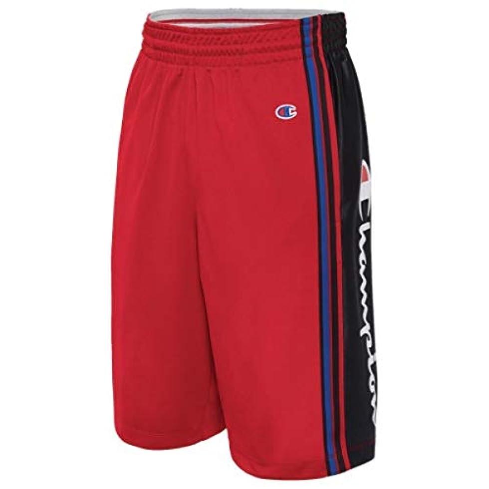 消去ダイアクリティカル大破(チャンピオン) Champion メンズ バスケットボール ボトムス?パンツ Script Basketball Shorts [並行輸入品]
