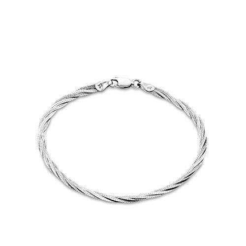 amor Damen-Armband 19cm 925 Sterling Silber rhodiniert