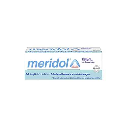 meridol Zahnpasta, 6er Pack (6 x 20 ml)