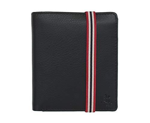Visconti heren lederen band collectie Dr geen portemonnee BBD22 - RFID