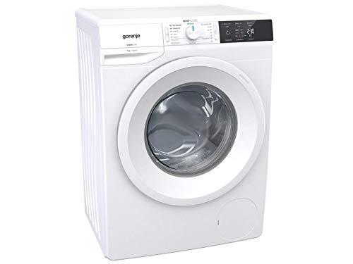 Gorenje WE 74S3 P Waschmaschine/Weiß/A+++/7 kg/Automatikprogramm/Schnellwaschprogramm/Energiesparmodus
