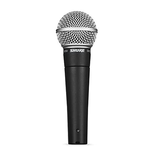 SHURE SM58 - Micrófono vocal