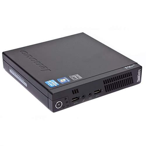 PC RICONDIZIONATO LENOVO M92P TINY INTEL CORE I5 3470T 2,90 GHZ/8GB/240GB SSD/WIN 10 PRO (Ricondizionato)