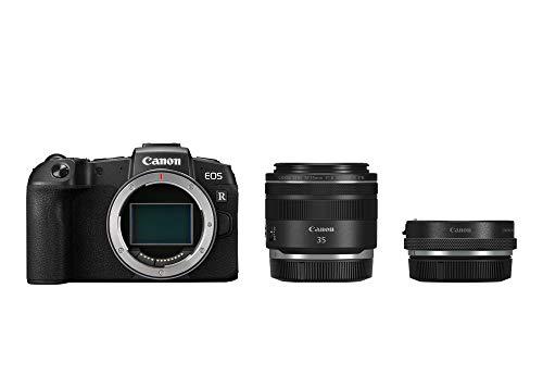 Canon ミラーレス一眼カメラ EOS RP RF35 MACRO IS STM マウントアダプターキット EOSRP-35MISMADK-A