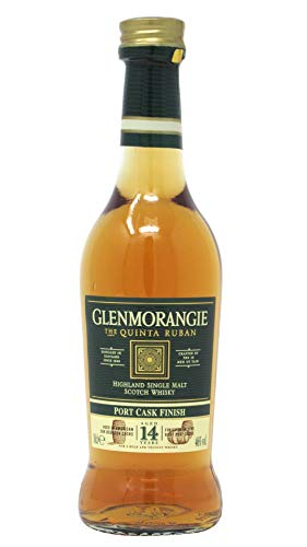 Glenmorangie - Quinta Ruban Port Cask 10cl Miniature - Whisky